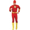 Flash Costume Muscle Adult